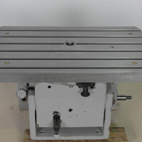 Kipp / Schwenk – Rundtisch Mikron WF & UM – 27-04-117