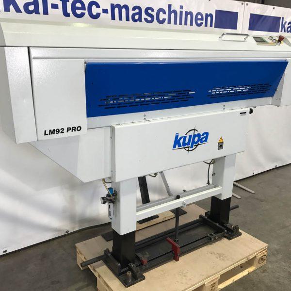 Kurzstangenlader KUPA LM 92 Pro – 27-03-186