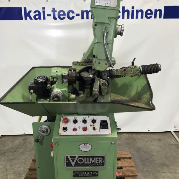 Kreissägenschärfmaschine Vollmer Finimat IV – 600 B – 21-06-002