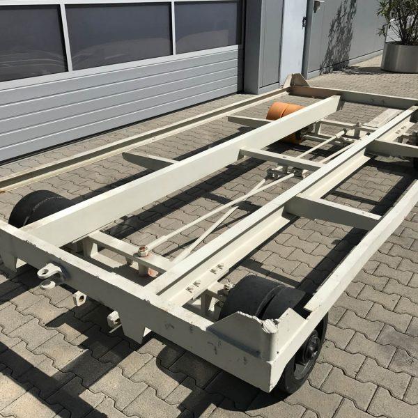 Schwerlast – Plattformwagen 8t – 27-01-192