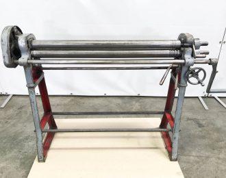 Manuelle 3 – Walzen – Rundbiegemaschine Hamel Typ 1000 x 2 – 01-09-011