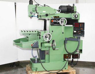 Werkzeugfräsmaschine Deckel FP 4 MK *Teilüberholt* – 07-07-221