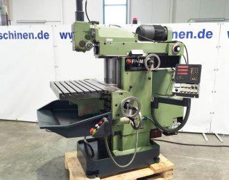 Werkzeugfräsmaschine Deckel FP 4 MK – 07-07-220