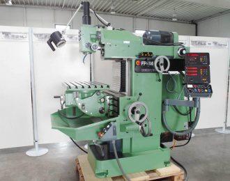 Werkzeugfräsmaschine Deckel FP 4 MK – 07-07-225