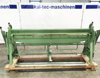 Schwenkbiegemaschine Schechtl KSV 200 – 01-05-011