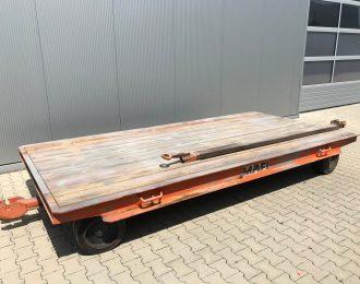 Schwerlast – Plattformwagen MAFI 1160 – 27-01-204