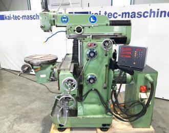 Werkzeugfräsmaschine Deckel FP 3 – 07-07-227