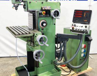Werkzeugfräsmaschine Deckel FP 1 Aktiv – Digital – 07-07-234