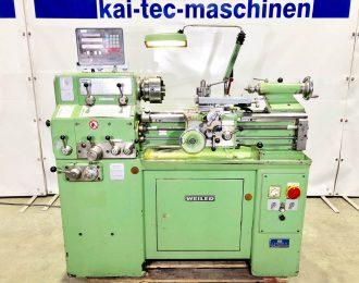 L+Z Drehmaschine Weiler Matador VS 2 – 04-03-239