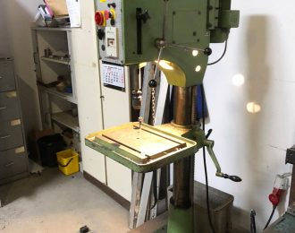 Säulenbohrmaschine Alzmetall AB 3 ES – 02-04-048