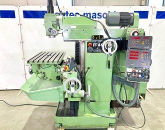 Werkzeugfräsmaschine Deckel FP 4 MK – 07-07-235