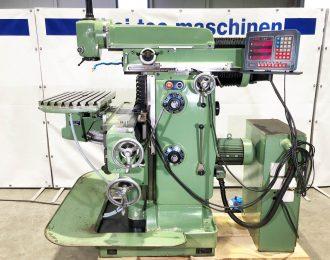 Werkzeugfräsmaschine Deckel FP 3 – 07-07-236