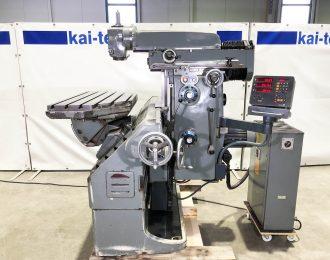 Werkzeugfräsmaschine Deckel FP 3 L – 07-07-237