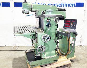 Werkzeugfräsmaschine Deckel FP 3 – 07-07-111