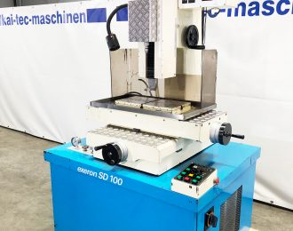 Startlocherodiermaschine Exeron SD 100 A- 06-01-010