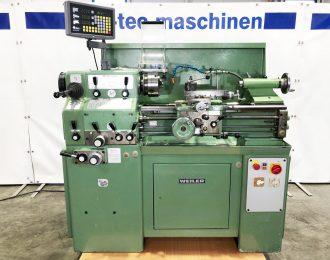 L+Z Drehmaschine Weiler Matador VS – 04-03-190