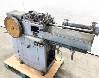 Bündgens Drahtricht- und Abschneidemaschine 03-99-003