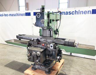 Fräsmaschine Fritz Werner UF 1.5 – 07-07-113
