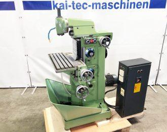 Werkzeugfräsmaschine Deckel FP 1 – 07-07-113