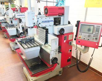 Werkzeugfräsmaschine Kunzmann WF 4/3 – 07-07-107