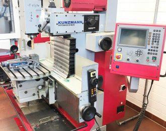 Werkzeugfräsmaschine Kunzmann WF 4/3 – 07-07-108
