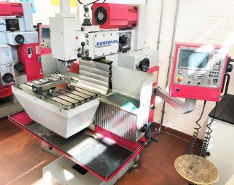 Werkzeugfräsmaschine Kunzmann WF 4/3 – 07-07-109