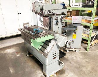 Werkzeugfräsmaschine Deckel FP 3 LB – 07-07-239