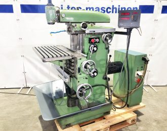Werkzeugfräsmaschine Deckel FP 2 – 07-07-100