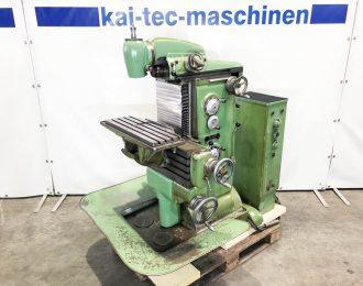 Werkzeugfräsmaschine Deckel FP 2 – 07-07-093