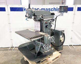 Werkzeugfräsmaschine Deckel FP 3 – 07-07-092