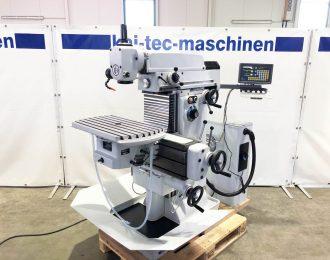 Werkzeugfräsmaschine Deckel FP 3 *TEILÜBERHOLT*- 07-07-090