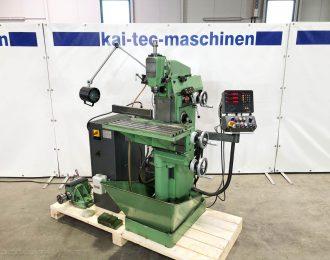 Werkzeugfräsmaschine Deckel FP 1 Aktiv – 07-07-160