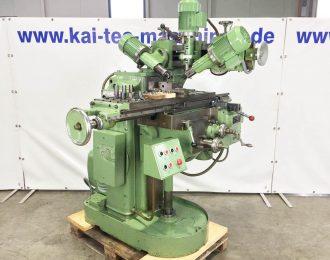 Mehrspindel-Fräsmaschine Fritz Werner SSF 3-07-99-001