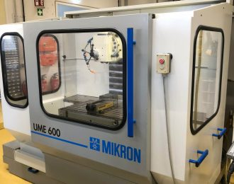 Werkzeugfräsmaschine Mikron UME 600 – 07-07-242