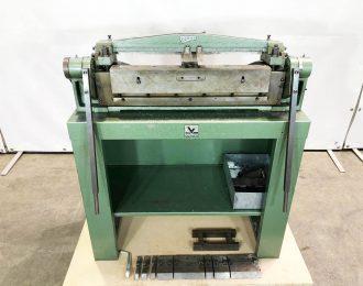 Segmentbiegemaschine Gerver GVZ-4 – 01-05-012
