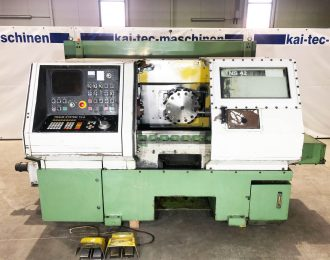 CNC-Drehmaschine Traub TNS 42 – 04-02-094