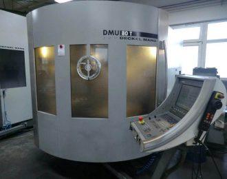 Bearbeitungszentrum Deckel Maho DMU 80 T – 07-07-244