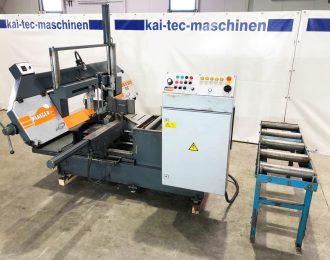 Doppelsäulen-Gehrungsbandsägehalbautomat Klaeger HBS S500DG – 19-03-026