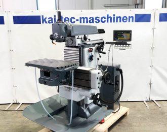 Werkzeugfräsmaschine Deckel FP 3 *TEILÜBERHOLT*- 07-07-089