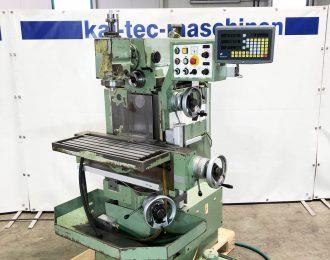Werkzeugfräsmaschine WMW Ruhla – 07-07-088